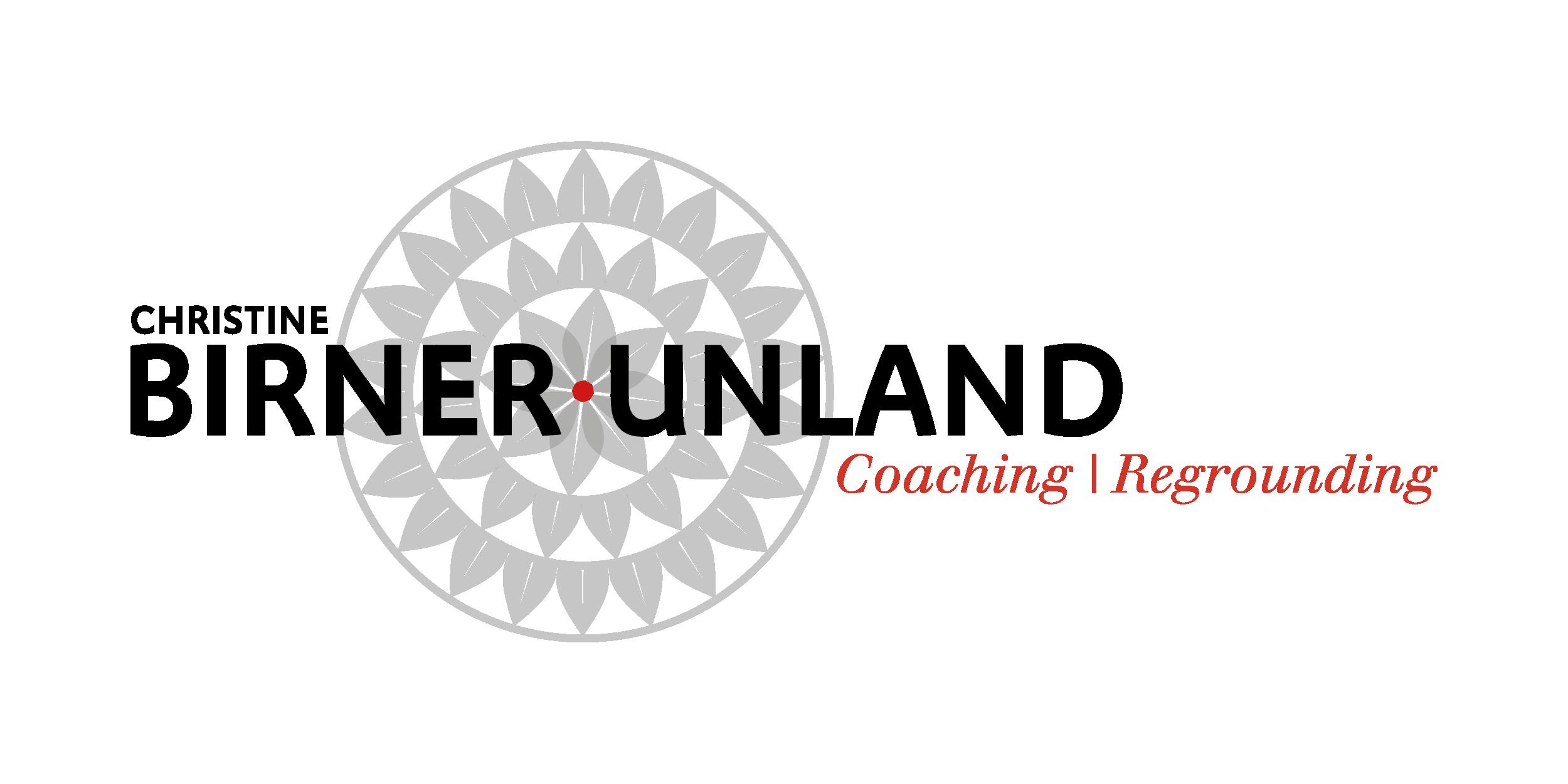 Christine Birner-Unland - Coaching / Regrounding